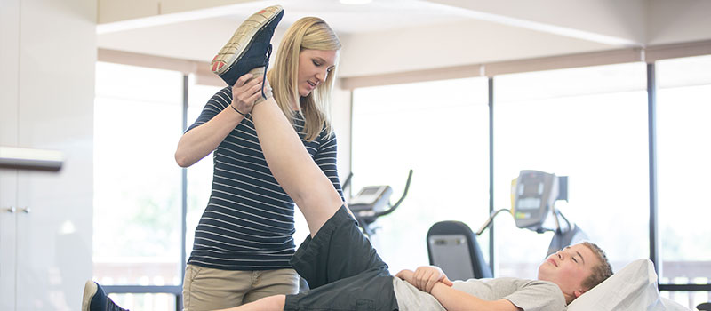 Physiotherapy Strengthening Exercises
