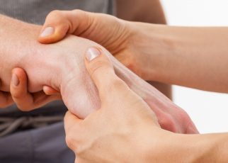 Rehabilitation after wrist injury